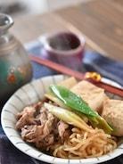 家庭料理の定番!おいしい肉豆腐【作り置き】