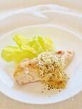 鶏胸肉のオニオンソテー