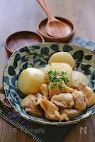 レンジで!大根と鶏肉の煮物【作り置きに!】