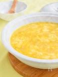 【簡単♪中華屋さん風】コーンと卵のとろみスープ
