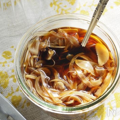 お肉も魚も10倍おいしくなる『たまねぎポン酢』作り置き・簡単