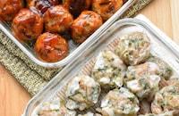【1つの肉ダネde2レシピ】絶品♪焼売と甘酢肉団子♪