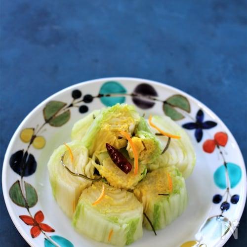 基本の白菜の漬物