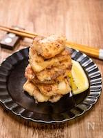 鶏むね肉の竜田焼き