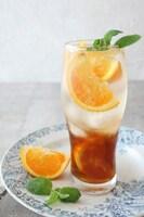 フルフル♪紅茶ジュレソーダ