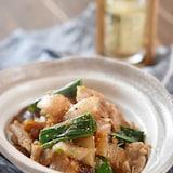 新玉ねぎと豚バラの甘辛とろとろ煮【作り置き】