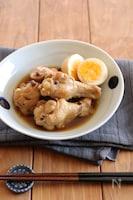 鶏手羽元の花椒煮