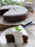 ホットケーキミックスで作るガトーショコラ