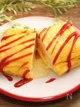 ワンパントースト 目玉焼き&チーズ