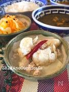 お家で南インドのミールズを「カリフラワーのココナッツ煮込み」