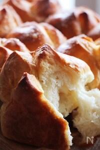 豆乳のふんわりバターちぎりパン