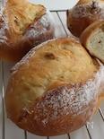 くるみるくパン