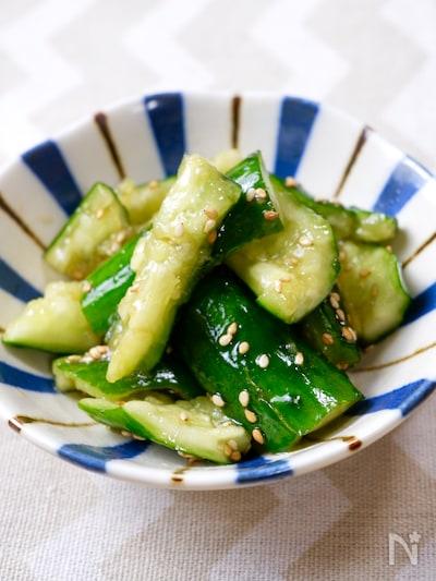 きゅうり レシピ