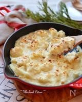 カリフラワーチーズグラタン