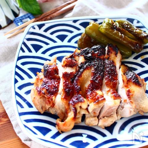 【簡単メイン】鶏もも肉の西京焼き【下味冷凍OK】