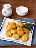 【子どもに人気!】カレー風味で美味しい!豆腐の忍者揚げ