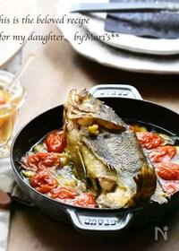 『オーブン放置〜ハーブ不要♪白身魚のオーブン焼き〜魚を食べよう』