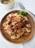 『鶏肉とキャベツのバーベキュー炒め』#簡単#子供も喜ぶ