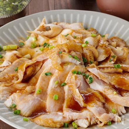 鶏胸肉がレンジでとろとろ!ほったらかしのお気楽チャーシュー