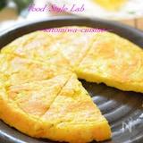 材料2つ!卵とジャガイモで簡単スペイン風オムレツ☆