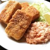 サクフワ!高野豆腐カツのたらこタルタルソース添え