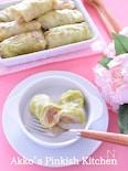 ミートソース缶でレンチン『ロールキャベツ』♡作り置きレシピ