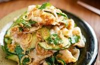 【ごま味噌ダレのサラダ冷しゃぶ】ごま香る♬︎さっぱり香味野菜