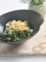 ブロッコリーとカッテージチーズのヘルシーサラダ
