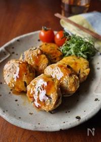 『ひじき&豆腐入り!照り焼き鶏バーグ』