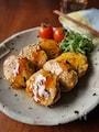 ひじき&豆腐入り!照り焼き鶏バーグ