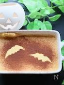 パンプキンレアチーズケーキ♡