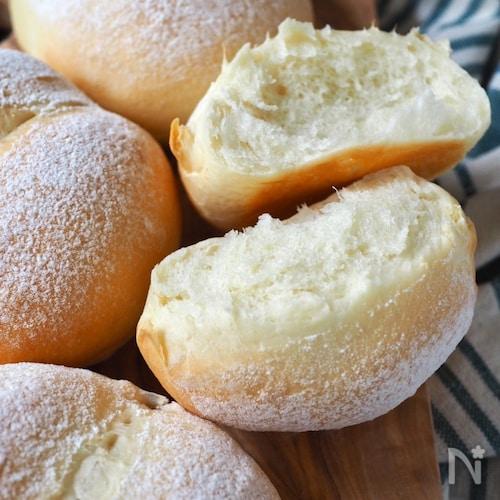 塩・砂糖不要!発酵なし!びっくりふわふわパン
