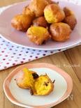 【ホットケーキミックスで簡単】かぼちゃドーナツ
