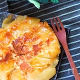 「りんご香る」タルト・タタン風りんごケーキ