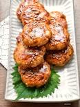 【胸様レシピ】切り干し大根の煮物de鶏つくね♡