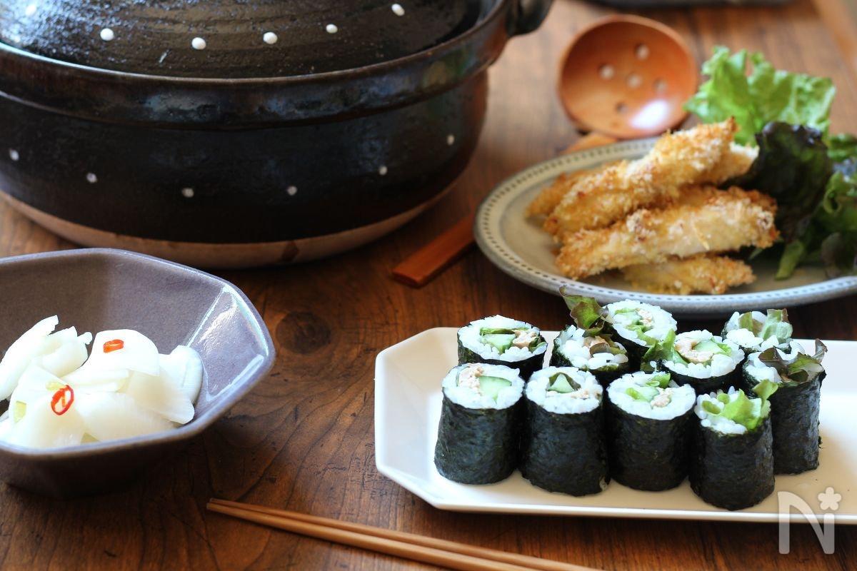 巻き 菜 恵方 副
