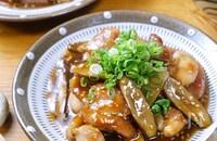 メイン食材2つ♡ご飯に合う!『甘辛鶏ごぼう』