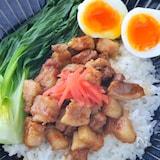 止まらない美味しさ!魯肉飯風ウルトラ豚丼