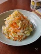 しょうが香る白菜ナムル