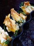 レンジで簡単チータラ風☆羽根つきチーズ竹輪!