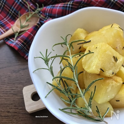 ローズマリー風味のポテト