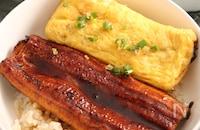 贅沢鰻丼 ふっくら鰻の蒲焼&う巻き