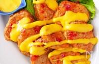 お弁当にもおすすめ♪豚ヒレ肉のチリマスタードピカタ