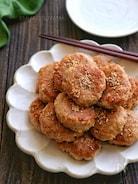 卵・パン粉不要!韓国風もちもちえのき豆腐ハンバーグ