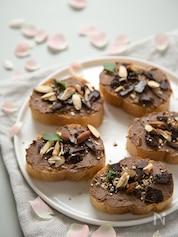 チョコレート・フムス