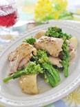 春野菜と鶏肉の炒め物