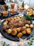 おもてなしにおすすめ!オーブンにおまかせのローストポ―ク