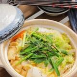 白菜が無限に食べられるやみつき鍋!【相撲部屋の塩ちゃんこ】