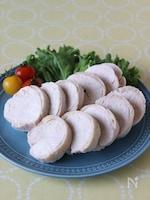 【鶏むね肉の切り方】鶏ハム