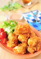 じゃがいもでサクサクお魚フライ。ポテタラ&2種のディップ